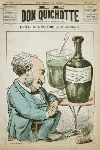 The Hour of Absinthe