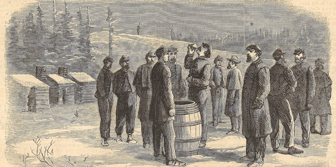 Woodcut from the March 11, 1865, Harper's Weekly