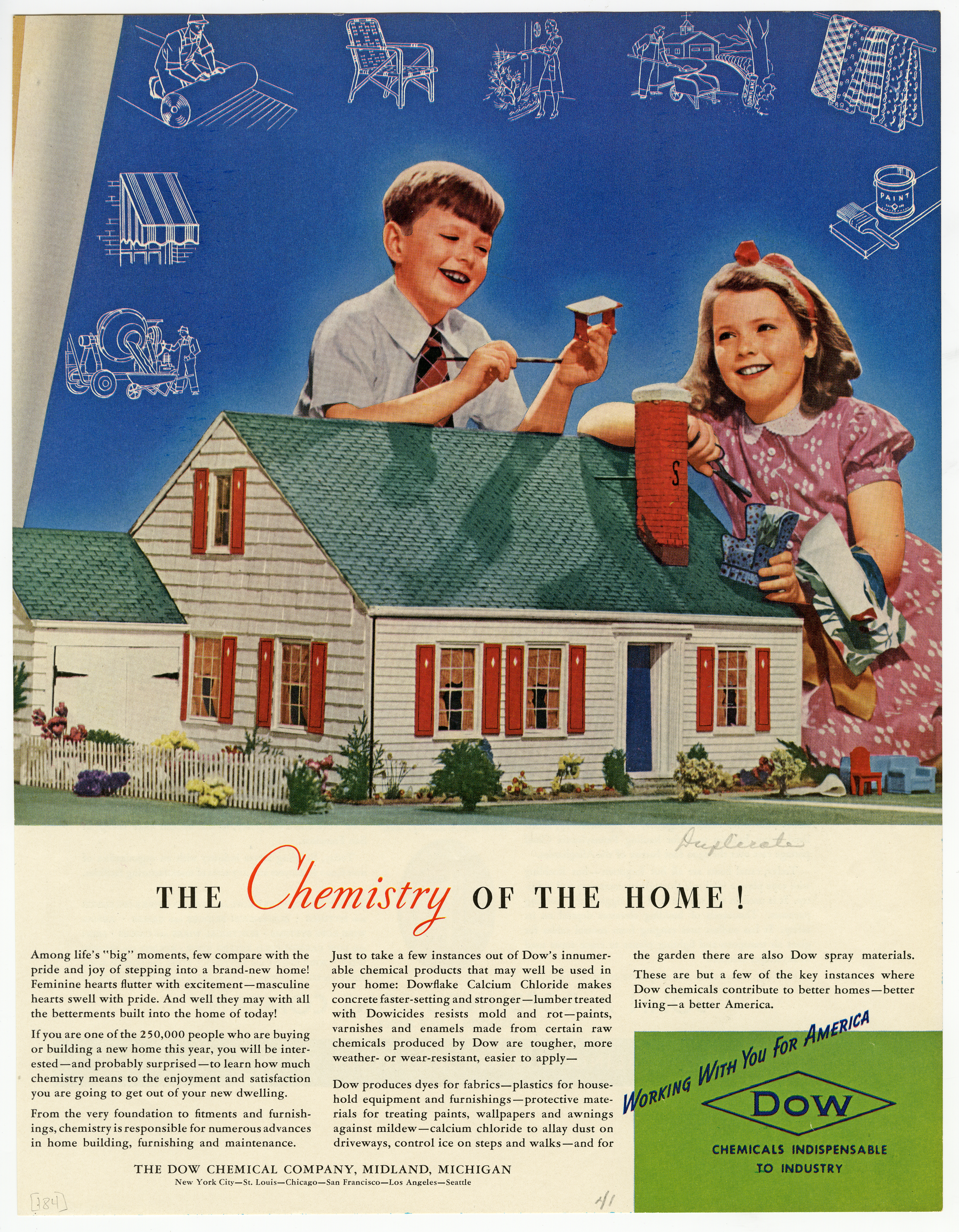 The Chemistry of the Home