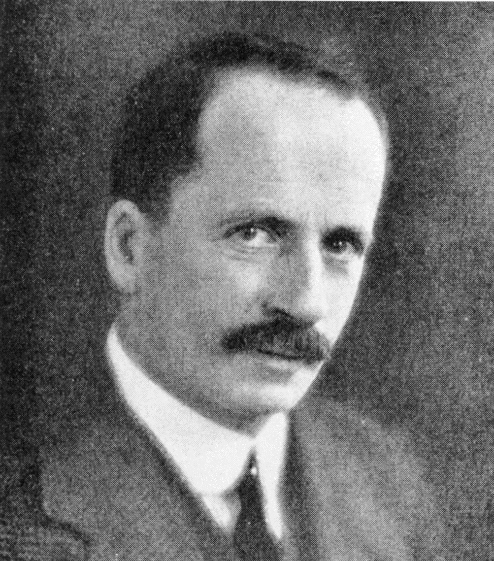 John Macleod in 1923. Courtesy the C. H. Best Papers, Thomas Fisher Rare Book Library, University of Toronto.
