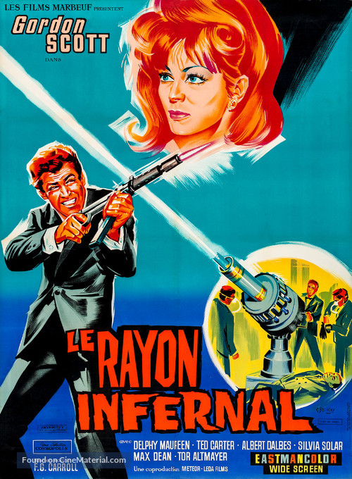 illustrated movie poster