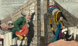 Blockade Against Blockade or John Bull a Match for Boney