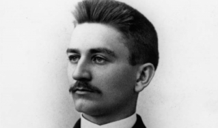 Herbert H. Dow at the age of 22.