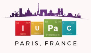 IUPAC Paris 2019 meeting logo