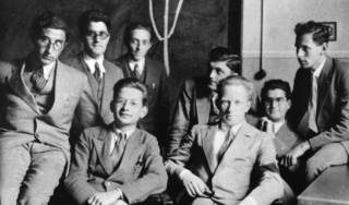 German physicists from before World War II