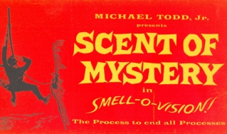 Scent of Mystery ad