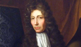 The Shannon Portrait of the Hon. Robert Boyle F. R. S., by Johann Kerseboom, 1689. Science History Institute/Will Brown