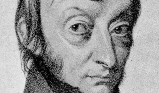 Amedeo Avogadro. Edgar Fahs Smith Collection, Kislak Center for Special Collections, Rare Books and Manuscripts, University of Pennsylvania.