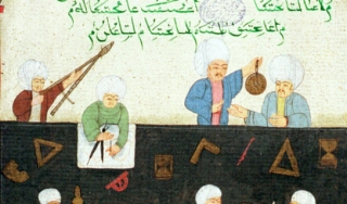Arabic astronomers