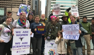 500 Women Scientists at March for Science