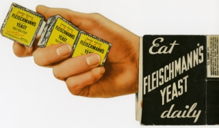 Fleischmann's Yeast for Health campaign
