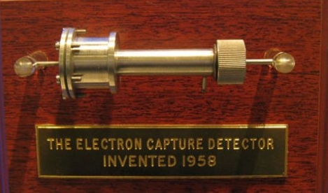 Electron Capture Detector, 1958. The Institute Collections. Courtesy of James E. Lovelock.