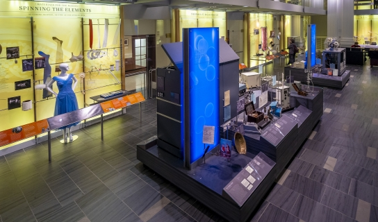 Making Modernity exhibit at the Science History Institute