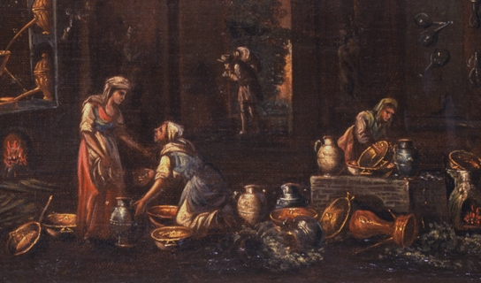 Early Italian Pharmacy, the Institute Collections
