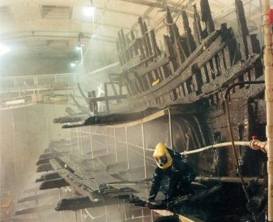 Restoring the Mary Rose