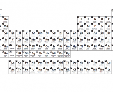 The Arrangement Of The Elements From Left To Right In Period 4 On The Periodic Table Is Based On