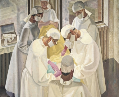 Reginald Brill's A Surgical Operation (1934-1935)