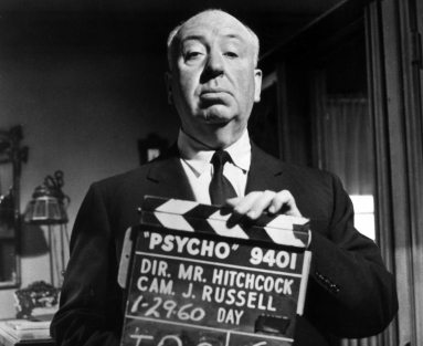 Alfred Hitchcock in 1960