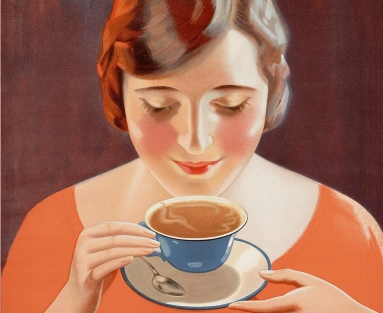 Dutch tea advertisement