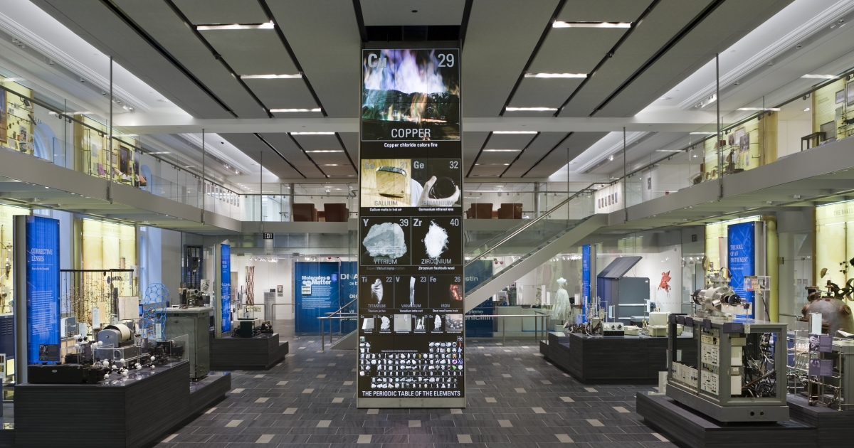 On View | Science History Institute