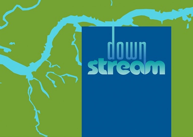 Downstream promotional banner