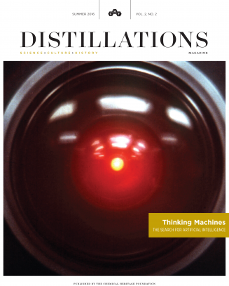 Distillations Magazine Summer 2016 Cover