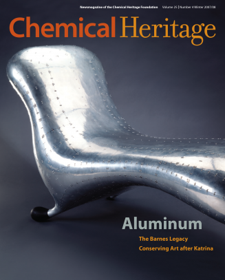 Chemical Heritage Winter 2007–2008