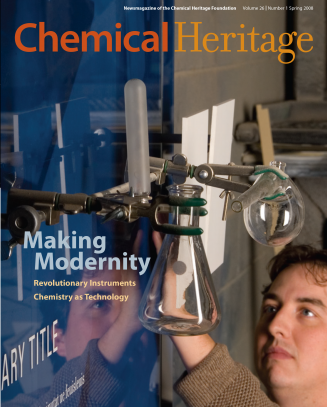 Chemical Heritage Spring 2008