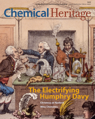 Chemical Heritage Winter 2008–2009