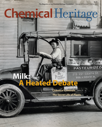 Chemical Heritage Spring 2009