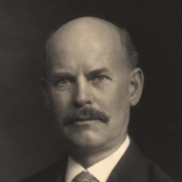 Portrait of Edward G. Acheson, early 20th century. Williams Haynes Portrait Collection, the Institute Collections.