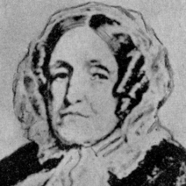 Portrait of Jane Marcet.