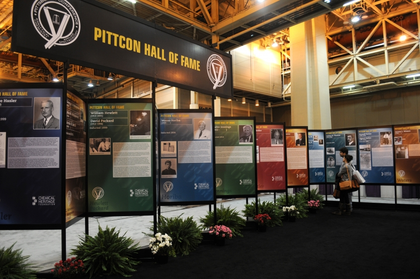 The Pittcon Hall of Fame