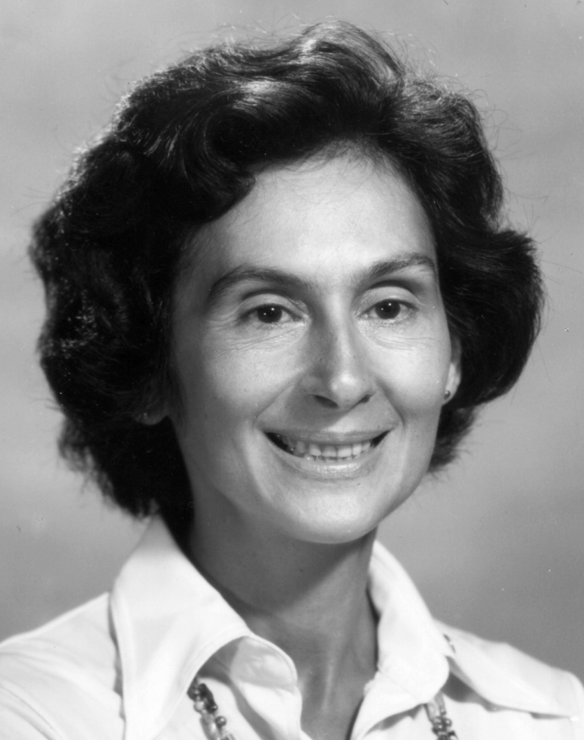 Joan Berkowitz. Courtesy of the Electrochemical Society.
