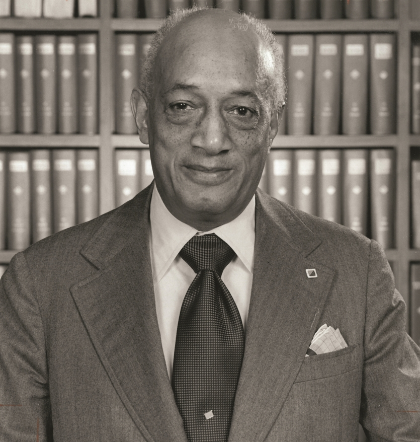 Henry Aaron Hill, ca. 1976–1977. Courtesy American Chemical Society.
