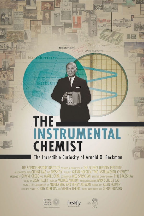 Poster art for The Instrumental Chemist