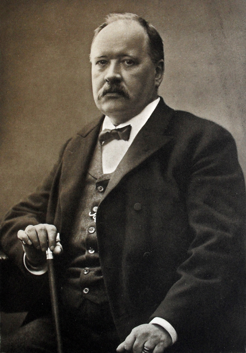 Svante Arrhenius in 1909
