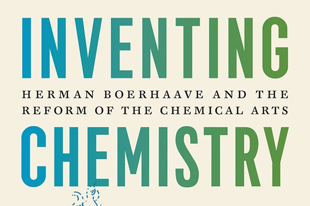 Book cover: Inventing Chemistry