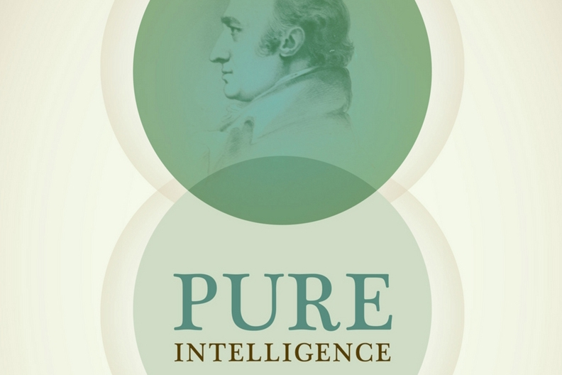 Book cover: Pure Intelligence