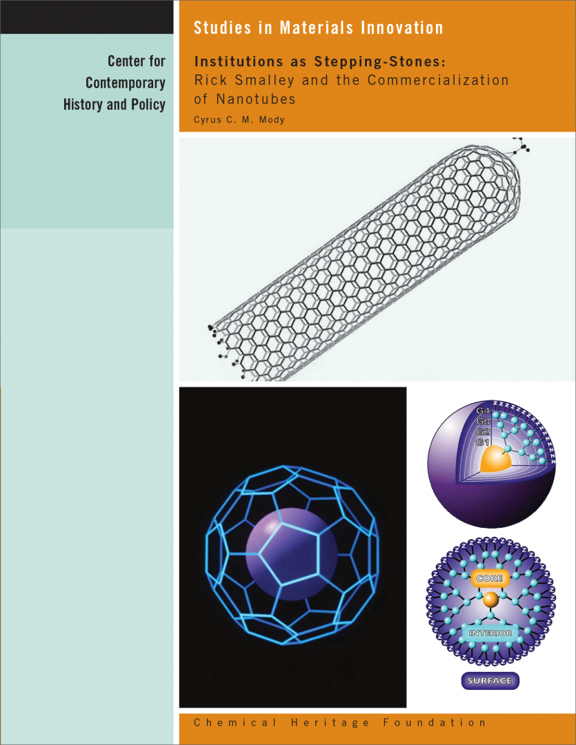 Institutions as Stepping-Stones: Rick Smalley and the Commercialization of Nanotubes