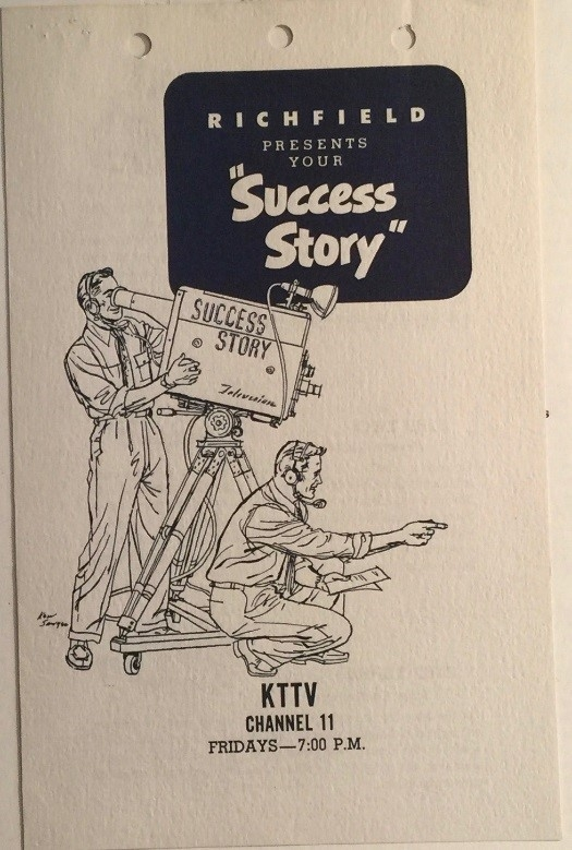 Success Story Cover Page
